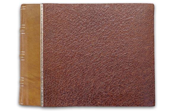 Fotoboekje Leatherlook 20 cm X 15 cm (B)