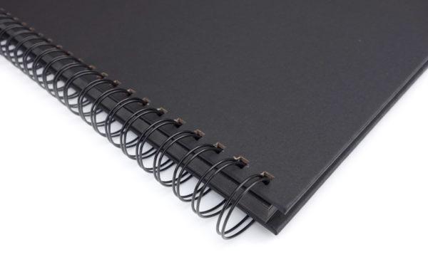 Scrapbook, Plakboek Zwart