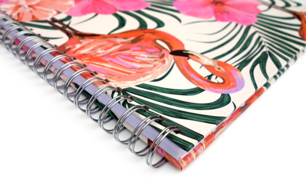 Plakboek Flamingo