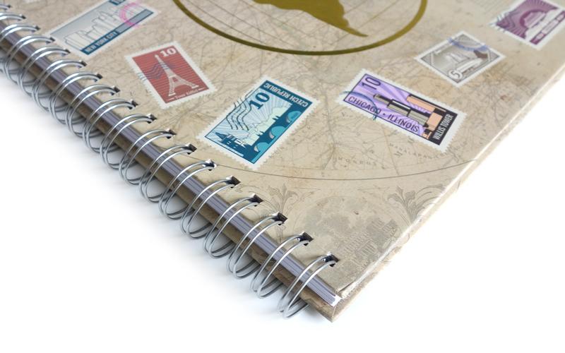 Scrapbook Wereldbol
