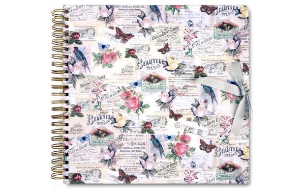Scrapbook- Plakbook