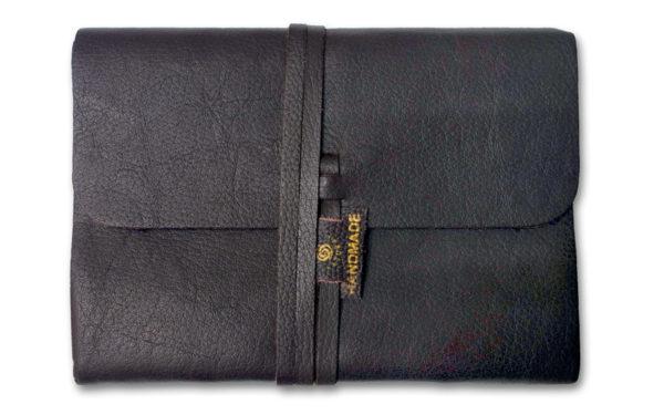 Buffelleer notitieboek
