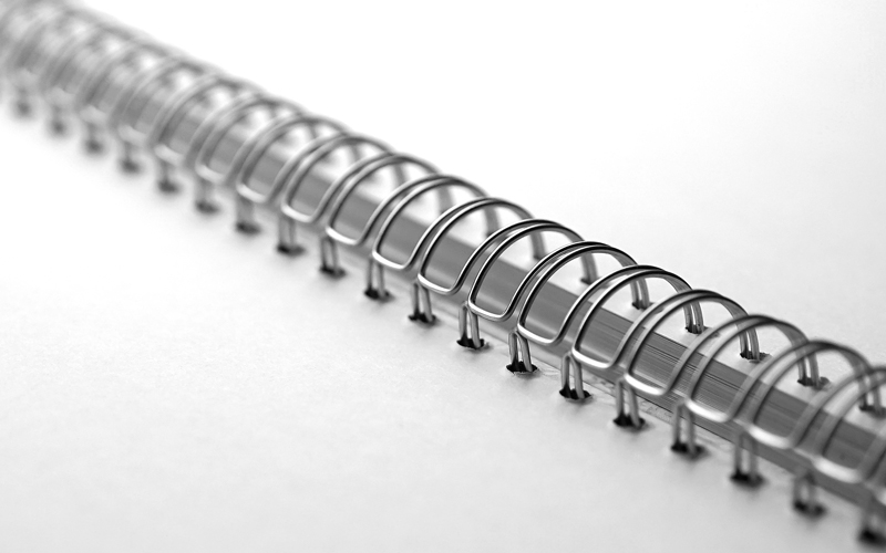 Ringband Scrapbook, Plakboek