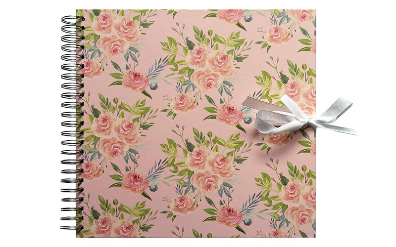 Plakboek Floral