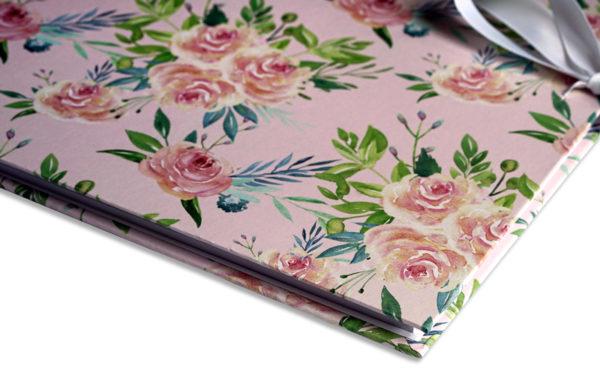 Plakboek, Floral