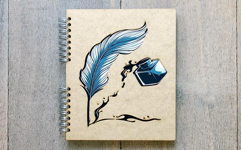 Notebook Veer & Pen