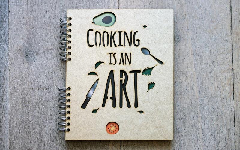 notitieboek cooking