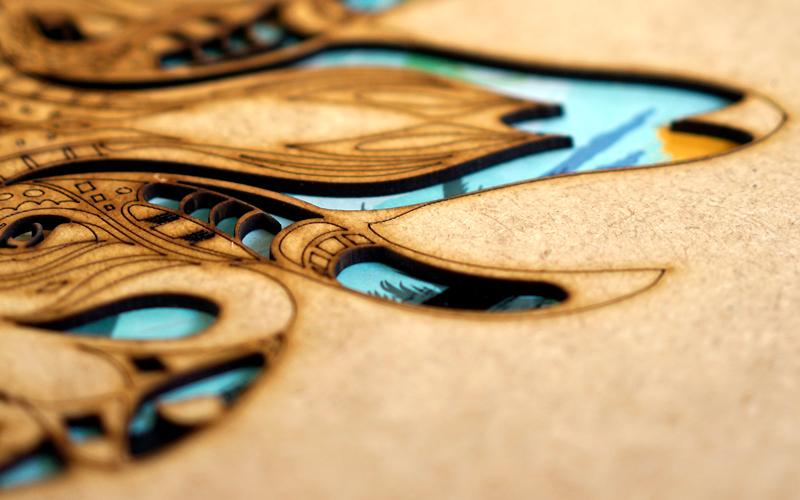 Notebook Olifant