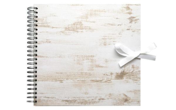 Plakboek - Scrapbook - Fotoboek Hout
