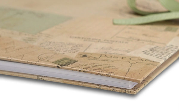 Plakboek - Scrapbook -  Fotoboek  Postcards