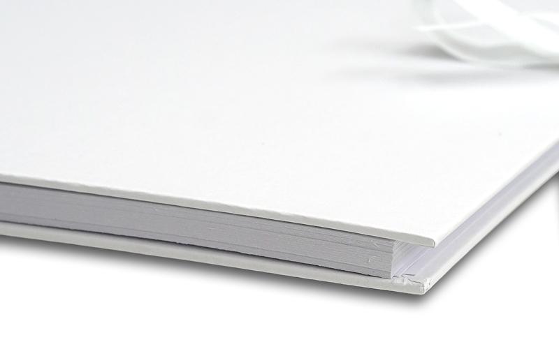 Plakboek - Scrapbook - Fotoboek Universeel Wit