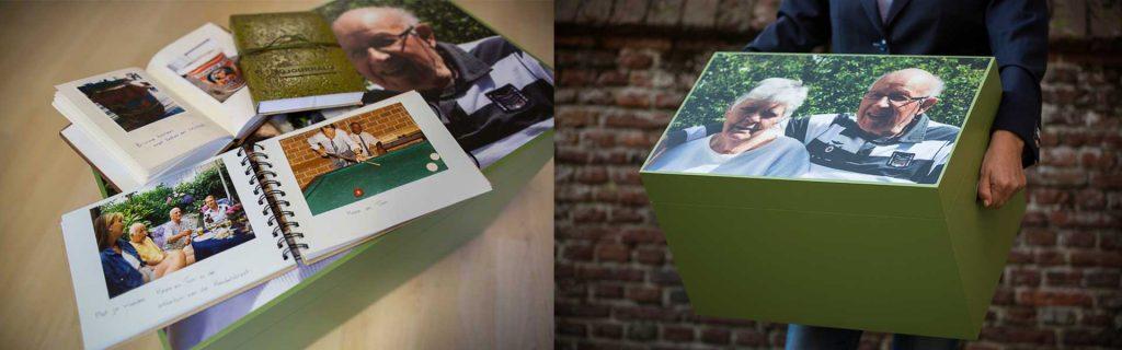 De Memoriebox voor speciale herinneringen en momenten